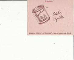 Buvard  (Email Pour Exterieure_Production E B A - Paints