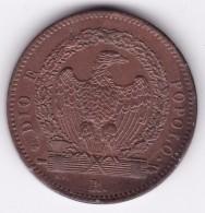 Vatican 3 Baiocchi 1849 - TTB - Vatican