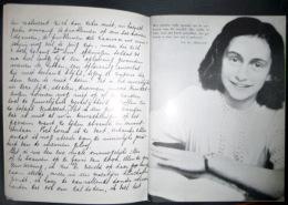 LE JOURNAL DE ANNE FRANK THEATRE  MONTPARNASSE 1959 - Programs