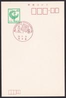 Japan Commemorative Postmark, China Stamp Exhiibtion Dragon (jch3584) - Sonstige