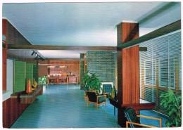 C3153 Rocca Di Papa (Roma) - Centro Mariopoli - La Hall / Viaggiata 1966 - Italia