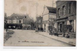 Eure : Louviers : Carrefour De La Gare - Louviers