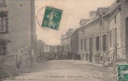49 - TREMENTINES - Route De La Gare - France