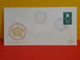 Néderland FDC Antillen 1954/1964, 15 Déc 1964 - Antilles Néerlandaises FDC 1954/1964 15 Déc 1964 - - FDC