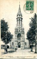 N°49714 -cpa Le Chesnay -l'église Saint And=toine De Padoue- - Le Chesnay