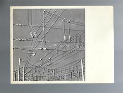 Carte De Voeux De La S.N.C.F De 1963 - Chemin De Fer