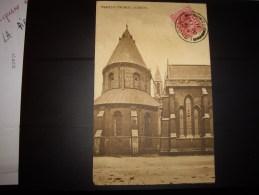 CPA  TEMPLE CHURCH LONDON  1911 - Non Classificati