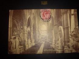 CPA   LONDON  1911  WESTMINSTER ABBEY - Non Classificati