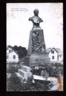 90 Territoire De Belfort Belfort Place Et Monument Saget Timbre Arraché Katter - Belfort - Ville