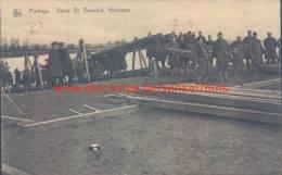 1926 Genie St Bernard. Pontage Hemiksem - Hemiksem