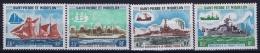 SPM Yv Nr  410 - 413 MNH/**/postfrisch/neuf Sans Charniere 1971 - St.Pierre & Miquelon