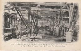 49 - TRELAZE - Commision Des Ardoisières D´Angers Atelier De Saint Léonard.Sciage Et Rabotage Des Dalles D'ardoise - France