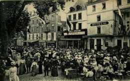 Saint Malo : Place Chateaubriand (35) - Saint Malo