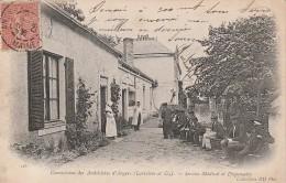 49 - TRELAZE - Commision Des Ardoisières D´Angers (Larivière Et Cie) - Service Médical Et Dispensaire - France