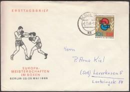 Germany Berlin 1965 / European Boxing Championship - Boxeo