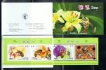NORTH KOREA 2013 BEES STAMP BOOKLET - Honeybees