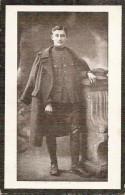 Dp. OORLOG 1914-1918 ARTHUR AELVOET - ° LEUPEGEM 1893 - + RUMBEKE 1918 - Religion & Esotericism