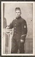 Dp. OORLOG 1914-1918 SERGEANT A DE SIMPELAERE - LEUPEGEM -GESNEUVELD 1914-1918 + CAMBRIDGE 1914 - Religion & Esotericism