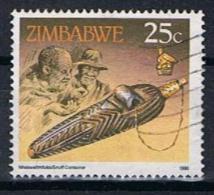Zimbabwe Y/T 201 (0) - Zimbabwe (1980-...)