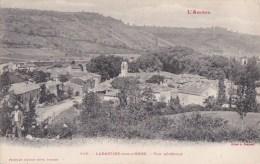 09 LA BASTIDE Sur L' HERS  Jolie Vue Sur Le VILLAGE Repos Des Promeneurs Maisons Eglise à Travers CHAMPS - Frankrijk