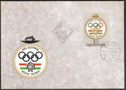 Hungary Budapest 1960 / Olympic Games Rome 1960 / - Estate 1960: Roma