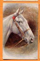 MAI137, Cheval, Horse, Illustrateur, 3354, Non Circulée - Cavalli