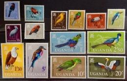Uganda 1965 MH* # 97/110 - Uganda (1962-...)