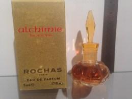 ROCHAS ALCHIMIE Eau De Parfum 5 Ml - Miniatures Modernes (à Partir De 1961)