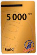 BENIN Prepayée LIBERCOM 5000 FCFA - Bénin