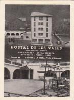 Andorra La Vella - Hostal De Les Valls - Descarrega Sierra - Andorre