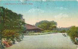BOSTON - Franklin Park - Lodge - Boston