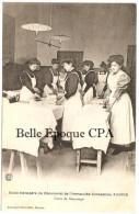 42 - ROANNE - École Ménagère Du Pensionnat De L'Immaculée Conception - Cours De Repassage ++++ Dessendier ++++ TOP - Roanne