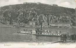 BUDAPEST - Gellerthegy.  Blacksberg. - Hongrie