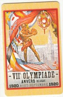 USA - Antwerp 1920 Olympics, US Promotion Prepaid Card, Tirage 2000, Exp.date 31/08/97, Sample - Olympische Spiele