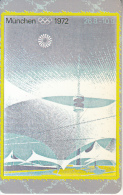 USA - Munchen 1972 Olympics, US Promotion Prepaid Card, Tirage 2000, Exp.date 31/08/97, Sample - Jeux Olympiques