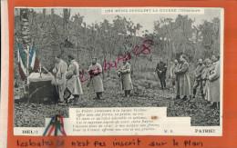 CPA DIEU &  PATRIE  UNE MESSE PENDANT LA GUERRE  L'Offertoire - Petite Croix Et Ruban AV 2016 165 - Guerre 1914-18