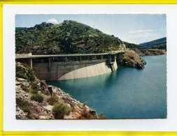 Villefort  Le Barrage Et Le Lac De L'Altier Edit Cim N° CI 302 - Villefort