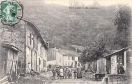 08 - Vue Venant De Chatel ( CORNAY ) Livois Editeur A Vouziers (animée) - Altri Comuni
