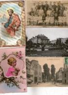 Lot 1000 Carte Postale  Variée   - Postcards
