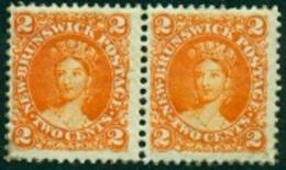 "-New Brunswick-1860-""Queen Victoria"" MNH ** - Unused Stamps"