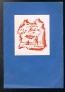Is Magic - Hugh Chisholm - 1940 - 16 Pages 20,3 X 14,2 Cm - Poetry