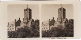 Stereo-Foto (photo Stéréo) 31 Eisenach -Wartburg Von Osten- - Photographica