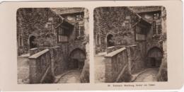 Stereo-Foto (photo Stéréo) 38 Eisenach -Wartburg Vorhof Von Süden- - Photographica