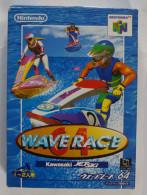 N64 Japanese : Wave Race 64 NUS-P-NWRJ(JPN) - Nintendo 64