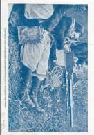 Illustration/Section De Zouaves/Mitrailleuse/Séme La Mort Dans Les Rangs Ennemis/14-18?/39-45?   GRAV87 - Documents