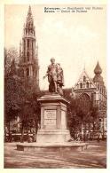 [DC2788] CPA - BELGIO - ANVERS - STATUE DE RUBENS - Non Viaggiata - Old Postcard - Antwerpen
