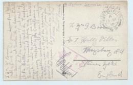F.P.O. 49 On PC Of Maubach - Postmark Collection