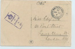 F.P.O. 124 On PC Of Cologne - Postmark Collection