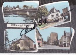LURY Sur ARNON (18) Quatre Minis Vus - France