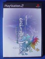 PS2 Japanese : Unlimited Saga - Sony PlayStation